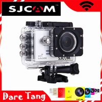 Original SJCAM SJ5000 WiFi Novatek 96655 Full HD Action GoPro Style Sport Camera sjcam sj5000 wifi sport action camera