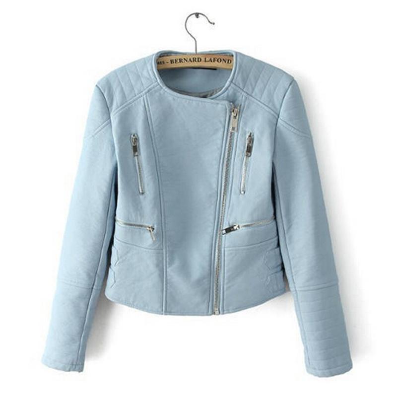 Blue jacket for women