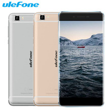 Original Ulefone Future Cell Phone 4GB RAM 32GB ROM MTK6755 Octa core 5.5 inch 16.0MP Camera 1920*1080 Android 6.0 Smartphone
