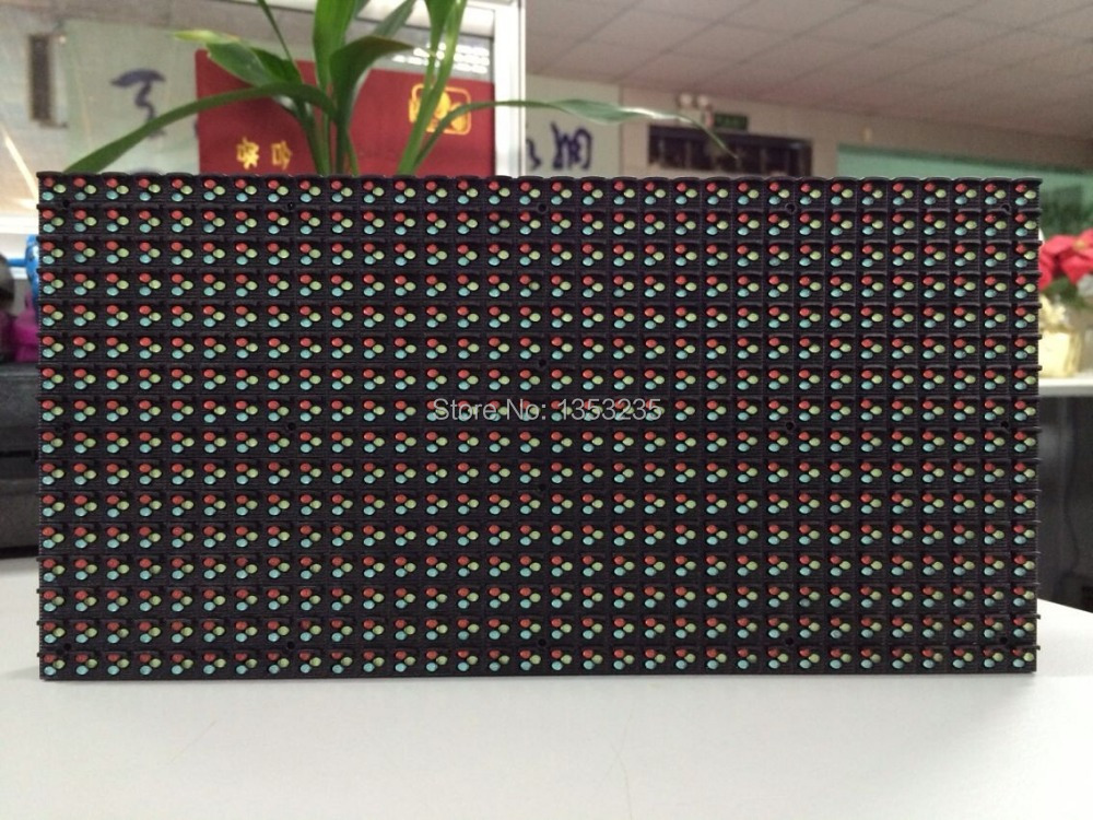 P10mm SMD LED Board for Advertising LED Display Driver Side Panel Passenger Side Panel 10000 dots/sqm 32*16 High bright(China (Mainland))