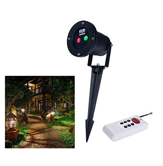 Outdoor Lights Remote Control: 2016 Remote Control+rg Waterproof Latest Elf Laser Light
