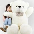 200CM 2M 78inch giant stuffed teddy bear soft toy animals kid baby plush toy dolls life