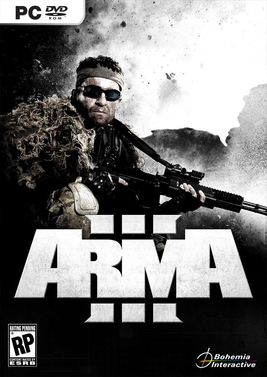 ArmA 3 PC game computer Software English version The first person shooter game(China (Mainland))