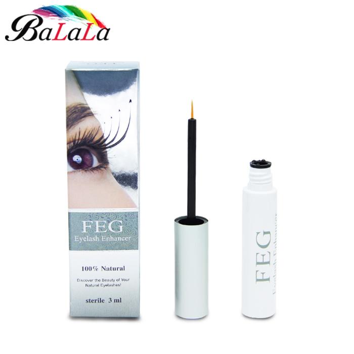 Free Shipping ,100% original feg eyelash enhancer, 7 Days Grow 2-3mm, eyelashes, face care,eyelash serum(China (Mainland))