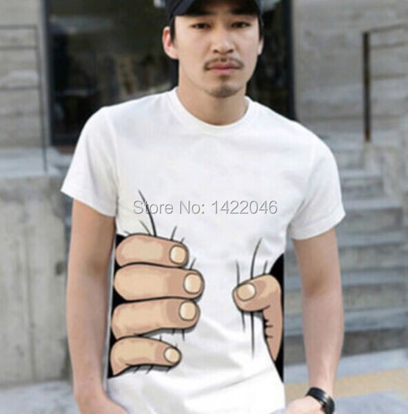 Wholesale New Summer Funny T Shirts For Men T Shirt Fashion ...
