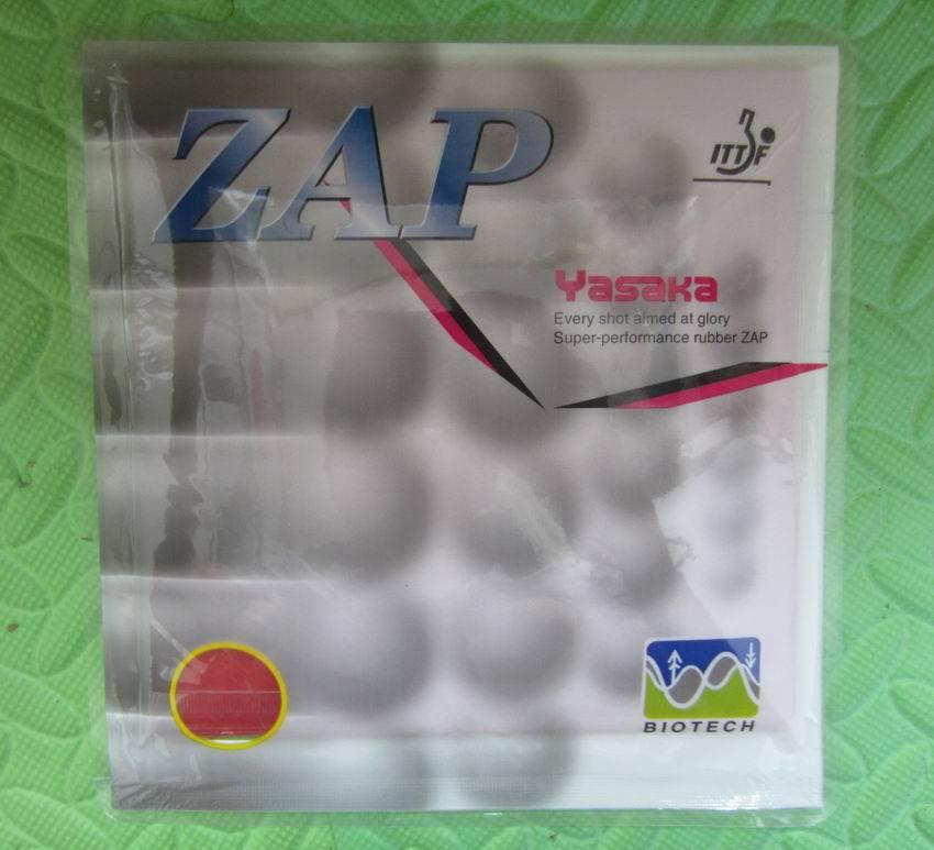 Original Yasaka ZAP table tennis rubber inter Internal energy for table tennis rackets racquet sports ping pong paddles yasaka(China (Mainland))