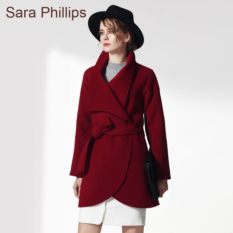 Irregular 2015 Fashion Casual Autumn Winter Outerwear ...
