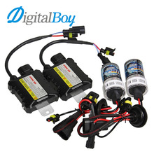 Buy DIGITALBOY Brand 55W 12V Slim Ballast Xenon Kit Block HID Bulb Car Headlight 9006 HB4 Bulbs Headlamp Car Light Source Fog Lights for $19.85 in AliExpress store