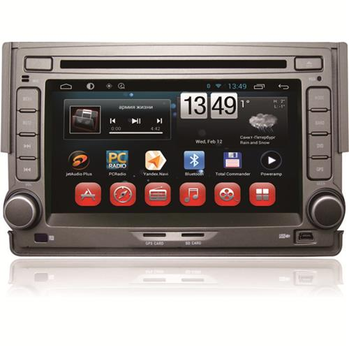 Special In Dash Car DVD Players DC12V Built In GPS Android Car DVD Players Fit for HYUNDAI H1 6.2 Inch Screen Hot Sale 6226A(China (Mainland))