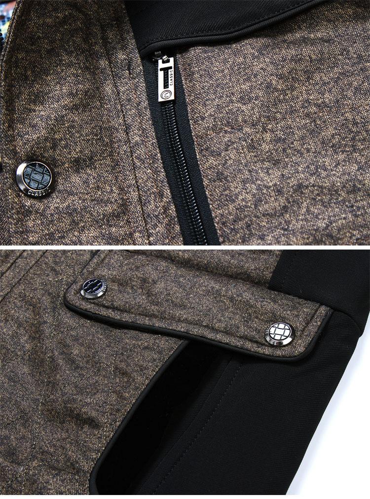 Скидки на Бесплатная доставка мужчины воротник толстый ватник Корейской версии случайных мужских высокого качества зимняя куртка пальто большой размер 6XL7XL