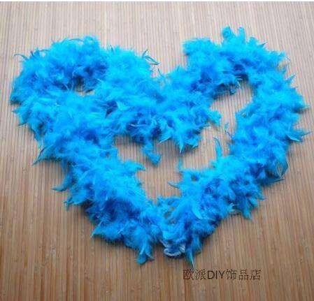 DB23847 feather boa-4