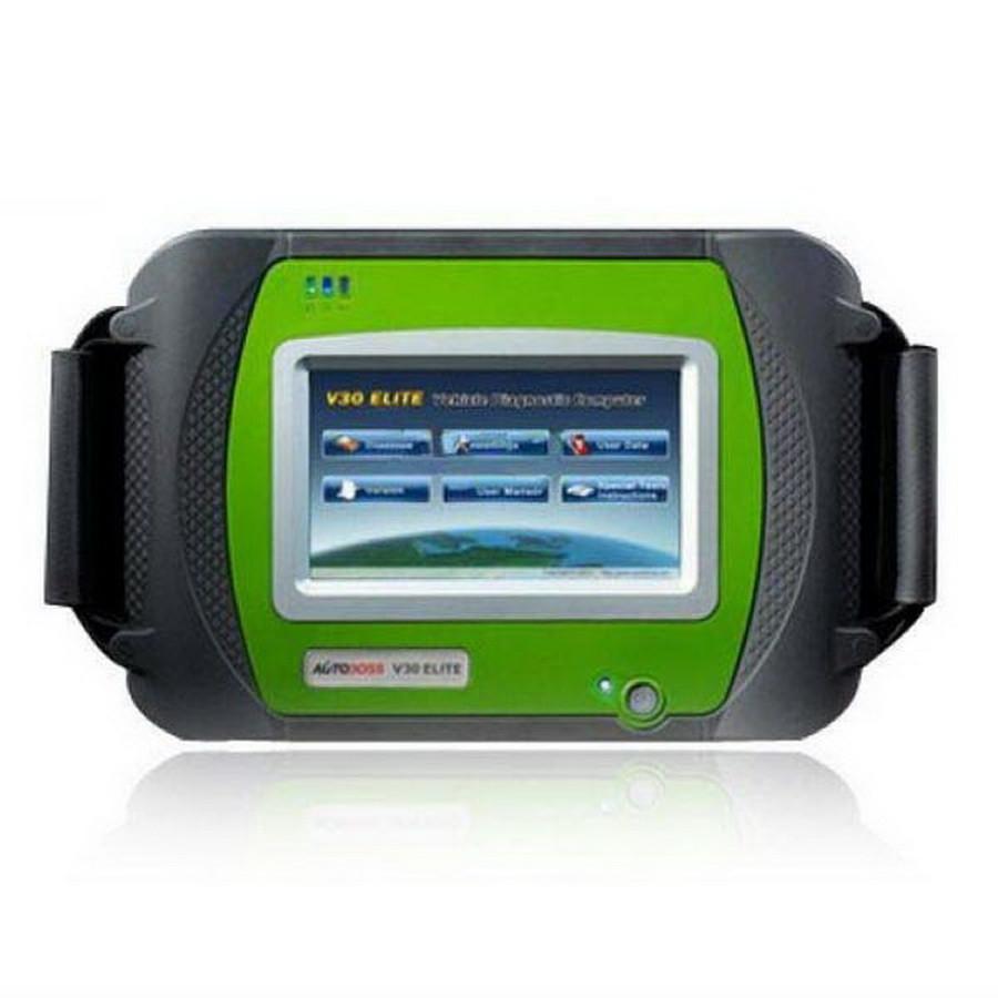 2015 Genuine SPX Autoboss V30 Elite Super Scanner Support Multi Brand Vechiles One free Update Online(China (Mainland))