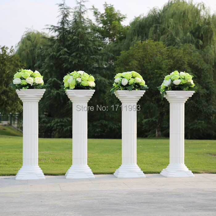 Weddinh Metal Pillars : Roman decorations promotion shop for promotional