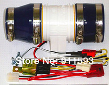 Auto Turbo charger  Turbo-5000 car parts Electronic turbocharger electric turbine Supercharger(China (Mainland))