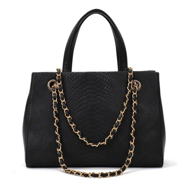 Bag Free!  Shoulder Bag Women 2015 Hangbag Leather Pu Bags For WomenNew Arrival 2013Black/Khaki Croco Bag For Lady   Party(China (Mainland))