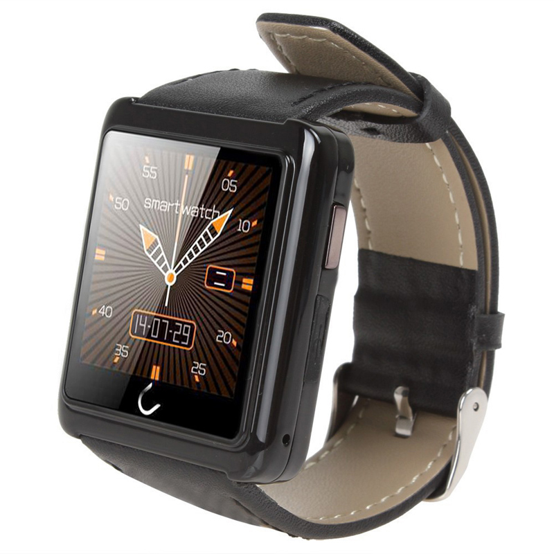 Bluetooth Smart Watch U10L WristWatch U Smartwatch for iPhone 6 5 5S Samsung S5 S4 Note 4 HTC Android Phone Smartphones 2015 New(China (Mainland))