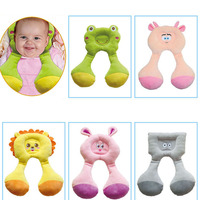 5 styles high quality relax concave adorable super cute  character animal baby  anti-migraine  shape memory foam pillows