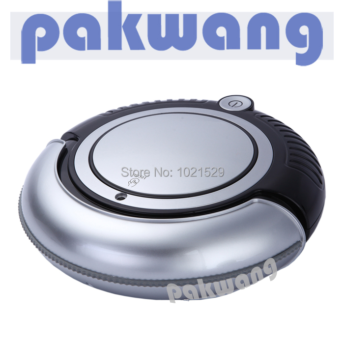 Pakwang Robotic vacuum cleaner K6L high-capacity Lithium Ion Battery With Long Time Working Intelligent Machine 2016 brand new(China (Mainland))