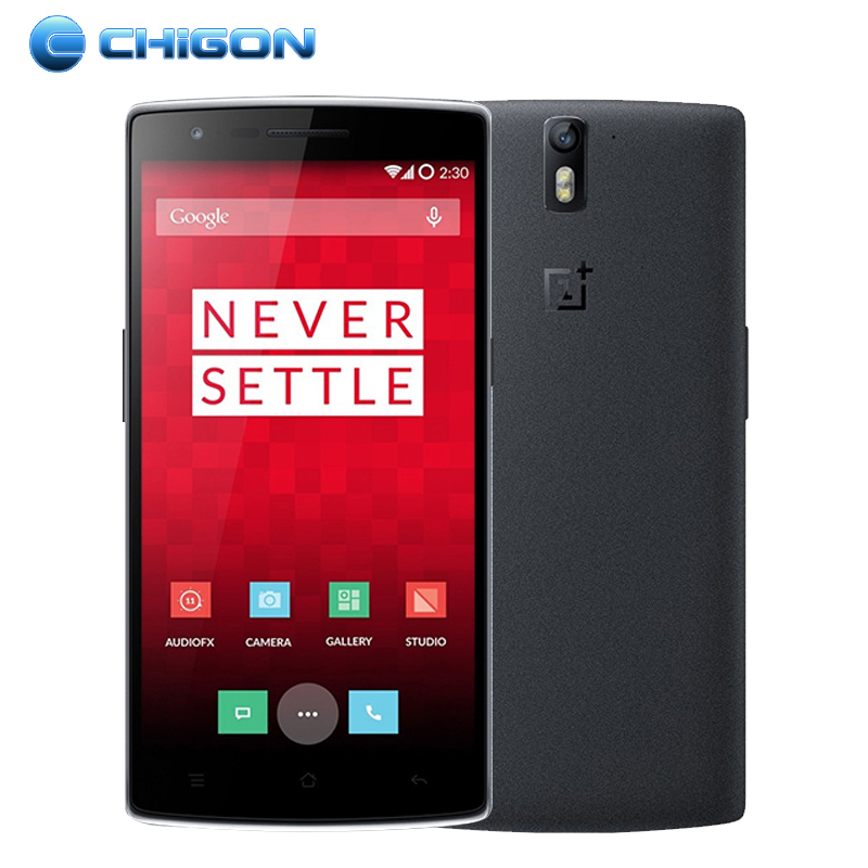 original oneplus one 64gb one plus one 64gb 4g fdd lte mobile phone cellphone snapdragon801 quad. Black Bedroom Furniture Sets. Home Design Ideas