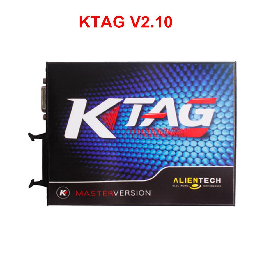 Новинка KTAG V2.13 инструмент мастер версия нет контрольной суммы ошибка