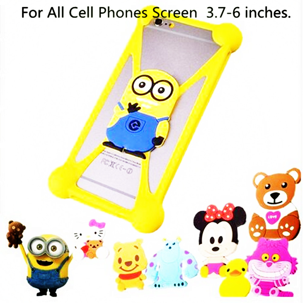 New Arrival Case For Archos 55 Diamond Selfie Lite Hello Kitty Soft Silicone Following Cute Cartoon Contracted Phone Case(China (Mainland))