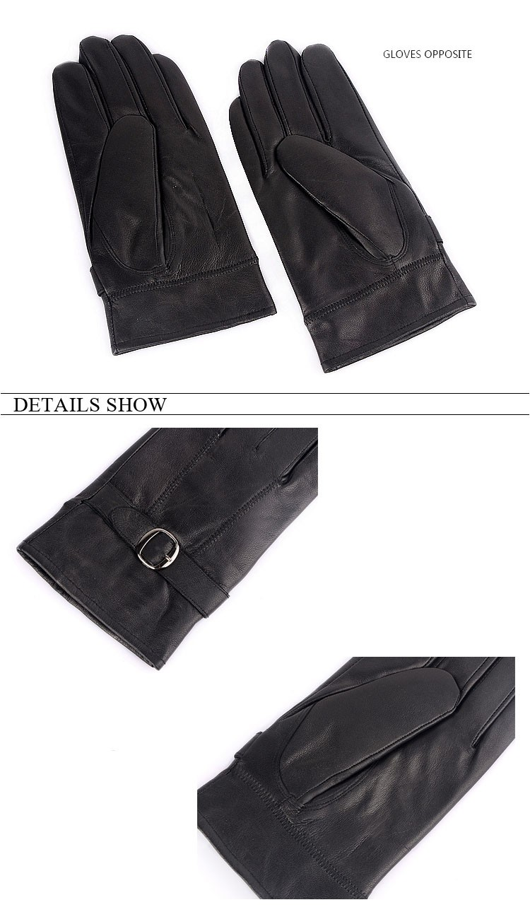 Man Leather Gloves (15)
