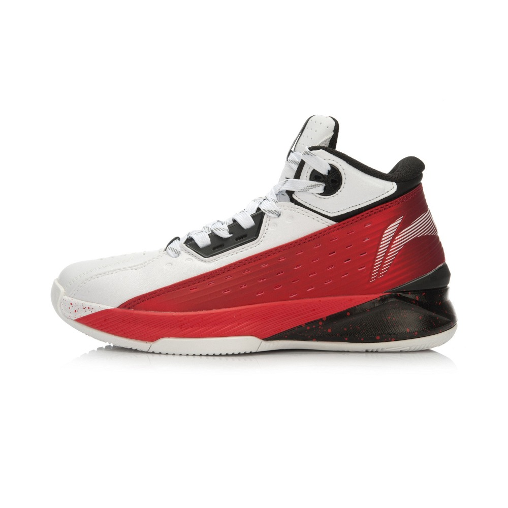 LINING Campus Tianma basketball series Net face mens shoes High basketball shoes ABPK015<br><br>Aliexpress