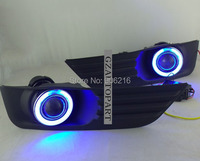 Неоновые кольца Angel Eyes GZAUTOPART 2005, 2006, 2007, 2008,