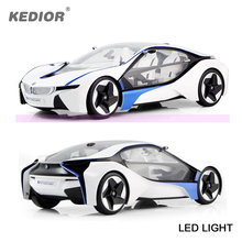 Buy VED 1:14 i8 Battery Powered Remote Control Car 4CH Electric Rc Racing Cars Radio Control Toy Sport Model Cars Kids Gift for $39.99 in AliExpress store