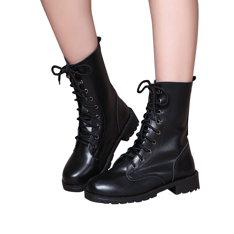 Black Combat Boot Outfits For Women Pictures to Pin on Pinterest ...