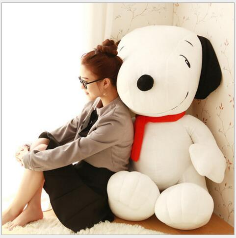 Hot Sell new paragraph and creative Child Plush Dolls Snoopy SNOOPY Peanuts Movie plush toy Dogg doll Gifts Child Free Delivery(China (Mainland))