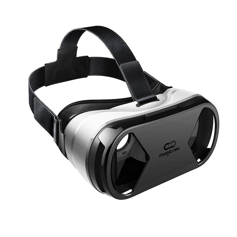 ถูก พายุกระจก4รุ่นที่ชาญฉลาดโทรศัพท์มือถือเสมือนจริงแว่นตาVRกล่องกระจกVR3Dชุดหูฟัง