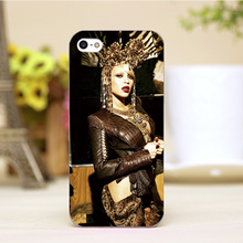 pz0006-3-3-9 Beyonce Design Customized cellphone cases For iphone 4 5 5c 5s 6 6plus Shell Hard Lucency Skin Shell Case Cover