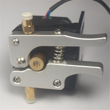 Super quality Reprap 3D printer 1.75 mm all metal aluminum Anodized full bowden extruder with 17 nema stepper motor