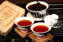 pu er tea High Quality Chinese Organic Brick pu er tea Lose Weight Fragrant Aroma Delicacy