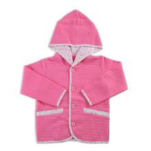 LeJin Baby Girl Clothing Baby Girls Outerwear Hoodies Girl's Sweatshirt Jacket for Spring Autumn(China (Mainland))
