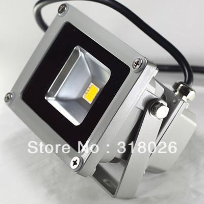 AC85-264V 10W Landscape Lighting Waterproof IP65 White Warm White  100-110LM/W LED Flood Light Outdoor Street Lamp Garden Light