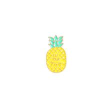 Lemon Peach Nanas Kaktus Enamel Pin Tanaman Buah Lencana Bros Kerah Pin Jean Denim Kemeja Tas Kartun Perhiasan Hadiah untuk anak-anak(China)