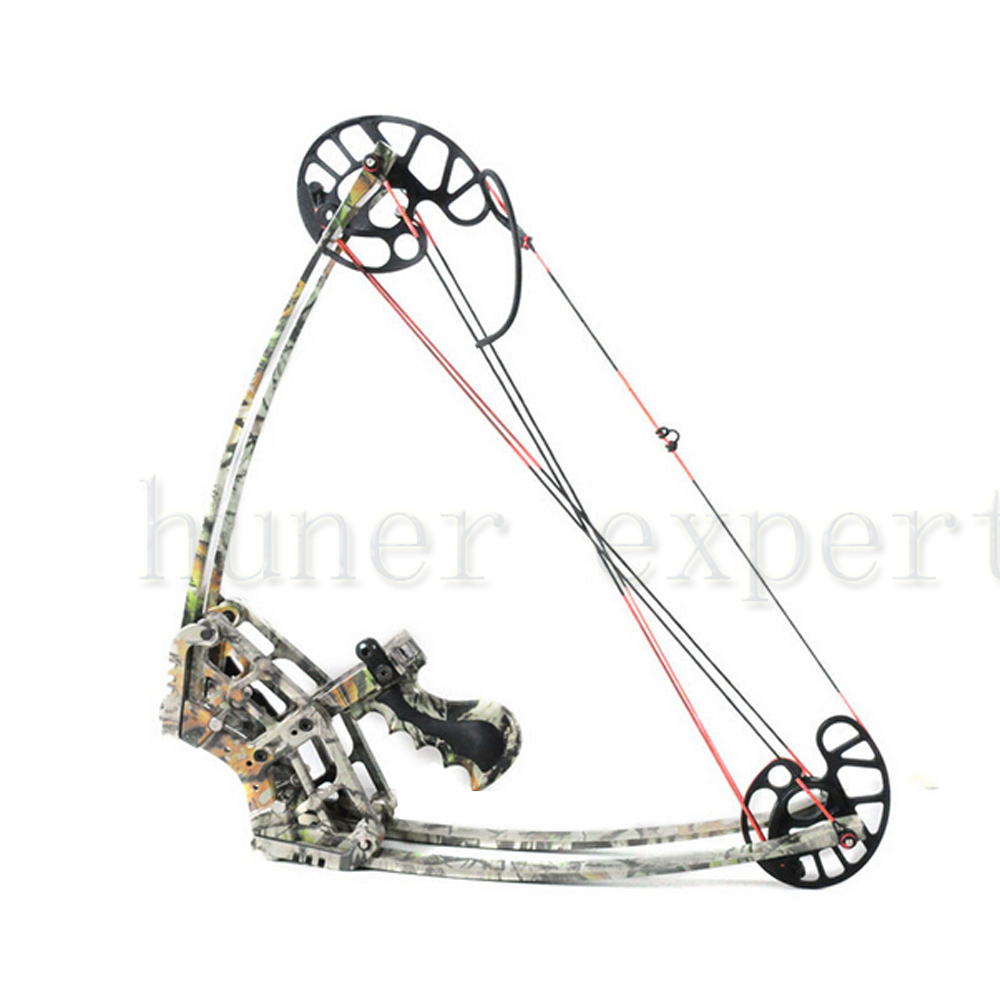 a hunting compound bow 70lbs CNC aluminum archery composite bow right hand china bow <br><br>Aliexpress