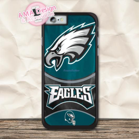 NFL National Football Philadelphia Eagles Case For iPhone 6 6 Plus 5 5s 5c 4 4s For iPod Touch 5 4(China (Mainland))