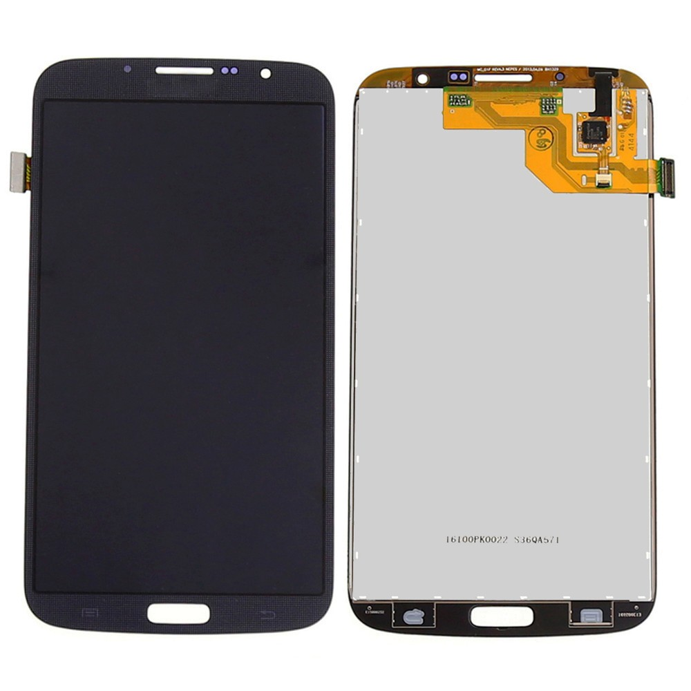 High quality Black mobile phone lcds for Samsung Galaxy Mega 6.3 i9200 i9205 with Digitizer Assembly+Free Tools+shipping !!!