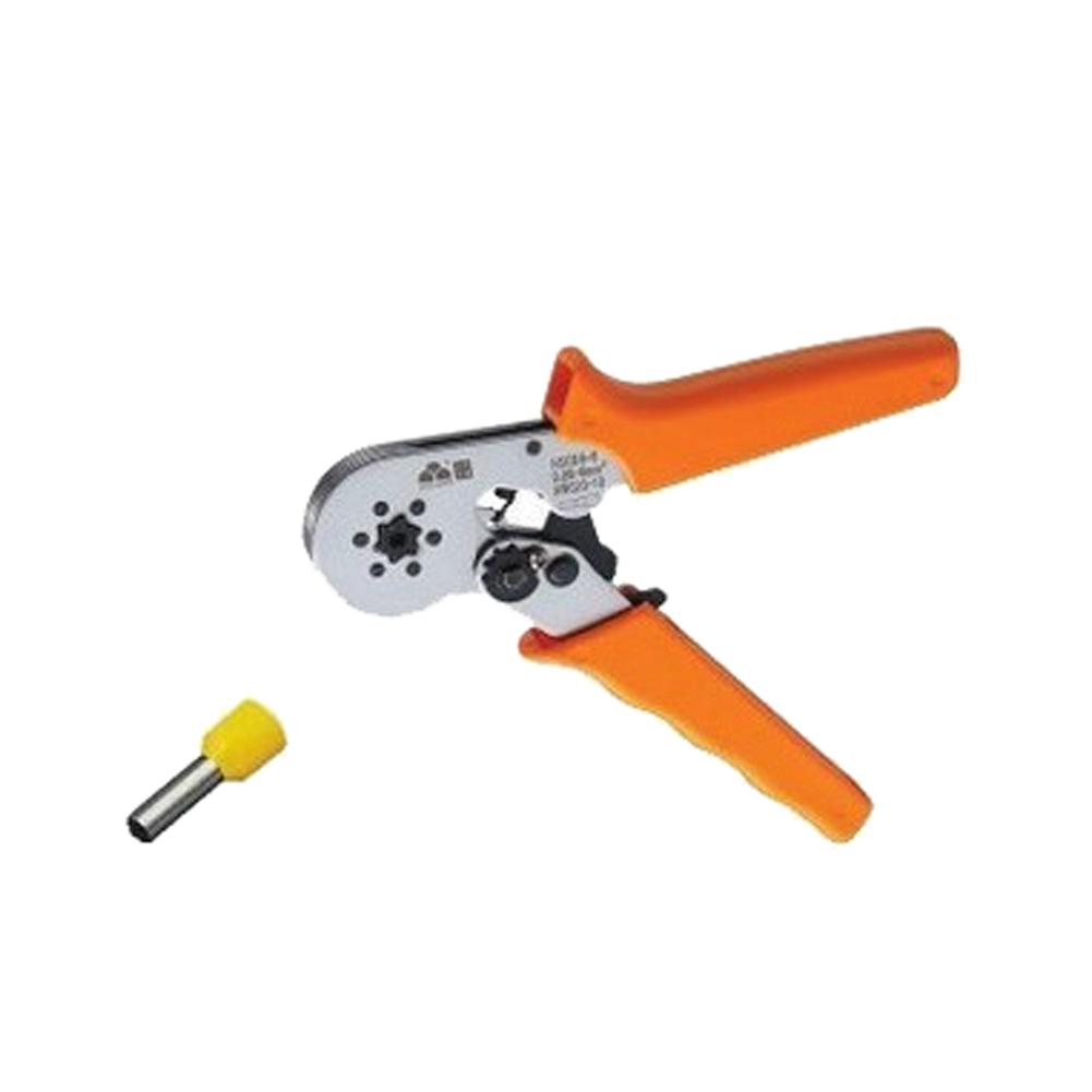 HSC8 6-6 Mini-type Self-adjustable Crimping Plier 0.25-6mm Terminals Crimping Tool  <br><br>Aliexpress