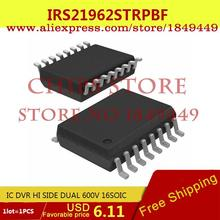 Integrated Circuits Original IRS21962STRPBF IC DVR HI SIDE DUAL 600V 16SOIC 21962 IRS21962 - Chips Store store