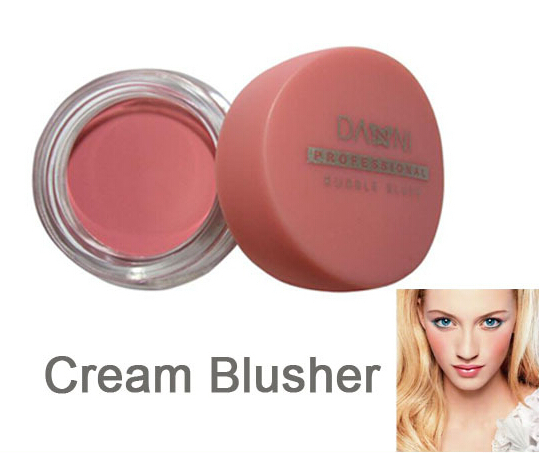 Гаджет  new  brand makeup DANNI cream blush face care rough bubble blusher cosmetics make up None Красота и здоровье