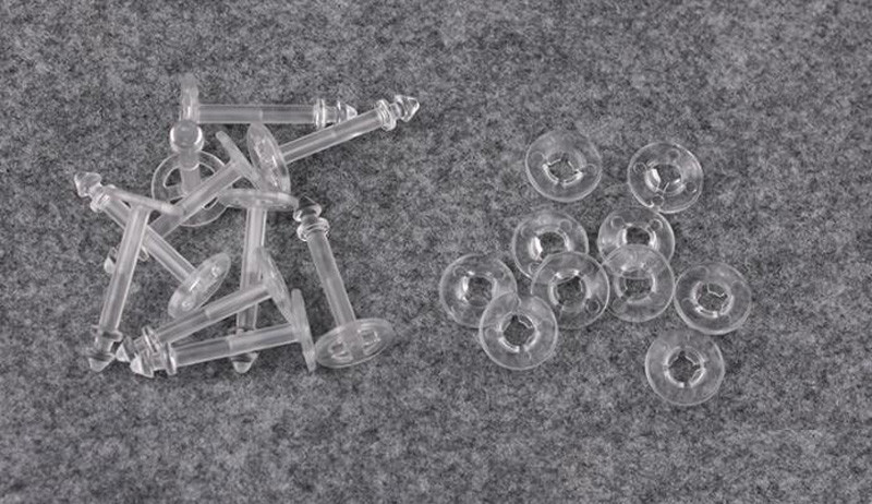 DJI Phantom 2/3 Aerial drones H4-3D Transparent buckle General anti-shedding buckle Spare Part Parts Accessories