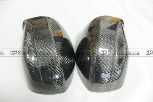 Купить Новый Зеркало Рамка Замена Корпуса Для Nissan R35 GTR Углеродного Волокна OEM Автомобильная Аксессуары Гонки