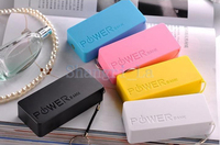 Perfume Smelling Portable Battery power bank 5600mAh Charger for iPad Tablets Lipstick with Retail Box Free shipping 100pcs/lot