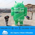 DC20 7 5 Inflatable Moving Dancing Android Blower 4 advertising Promo Repair Kits Walk Walking Custom