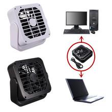 Nuovo modo di alta qualità mini portatile muto eccellente del usb desk ventola di raffreddamento di raffreddamento desktop pc laptop vendita calda per ufficio(China (Mainland))