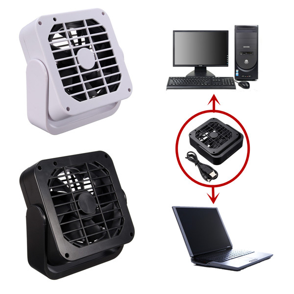 New High Quality Fashion Mini Portable Super Mute USB Desk Fan Cooler Cooling Desktop PC Laptop Hot Sale For Office(China (Mainland))